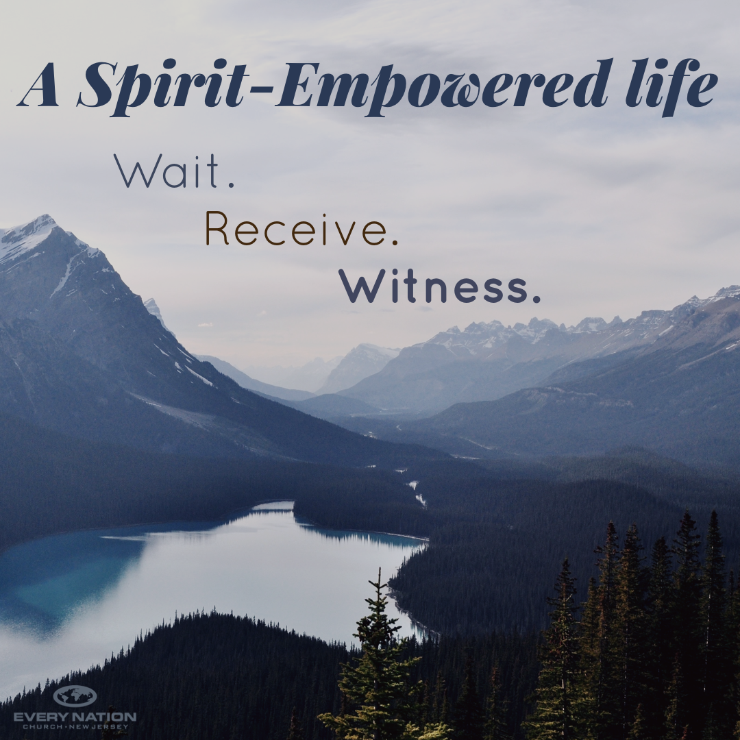 LIVING A SPIRIT-EMPOWERED LIFE