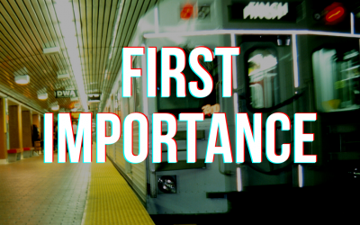 First Importance